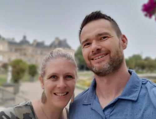 3 question à… Charles et Tiffany Kiefer