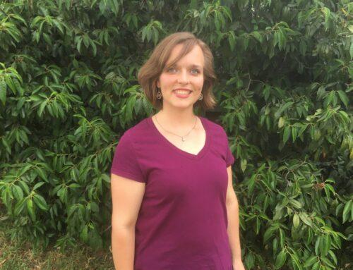 3 questions à… Melissa Morris